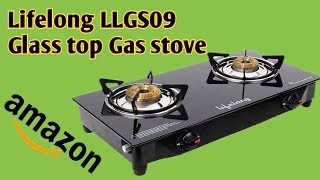 Lifelong LLGS09 Glass top Gas stove    Best Price in Amazon 🔥🔥
