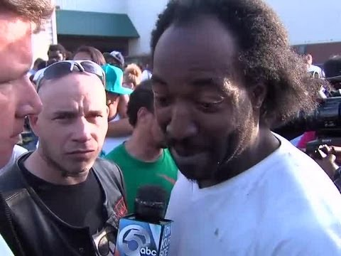 Charles Ramsey interview, rescuer of Amanda Berry, Gina DeJesus and Michelle Knight in Cleveland