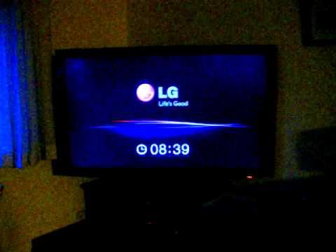fallo tv lg 47ld450 pantalla negra