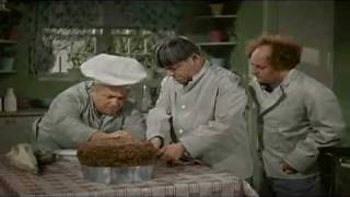 3 Stooges Birthday Cake