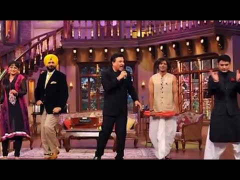 Comedy Nights With Kapil 24th August 2013 | Anu Malik On The Show video