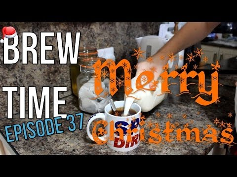 Brew Time: Episode 37 - Merry Christmas
