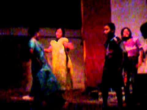 Korui durga puja dance