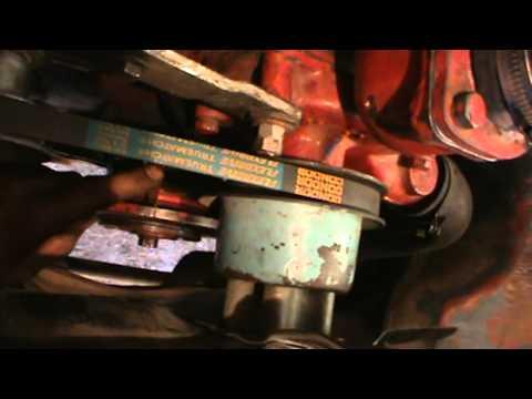 Willys overland - Instalando ignição eletrônica no BF-161 - Parte 2