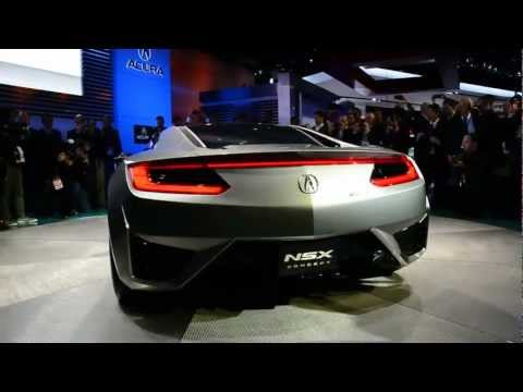 2012 North American International Auto Show Recap - WINDING ROAD Video