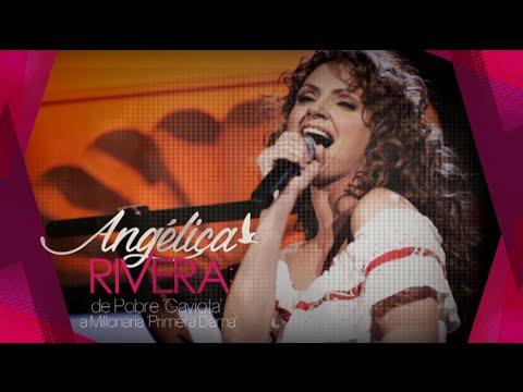 Angélica Rivera: de Pobre 'Gaviota' a Millonaria 'Primera Dama'