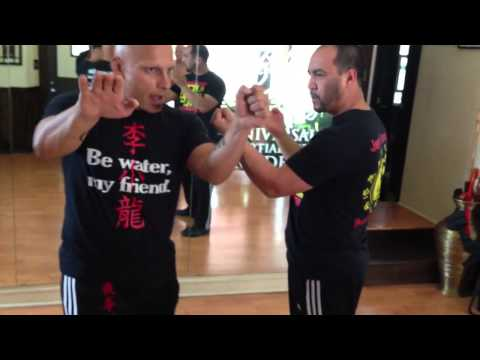 JKD Trapping vs Grappling Drills Image 1