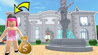 Roblox: ROBBING A 10,000,000 DOLLAR MANSION!!!
