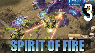 [3] Spirit of Fire (Let's Play Halo Wars: Definitive Edition PC w/ GaLm)