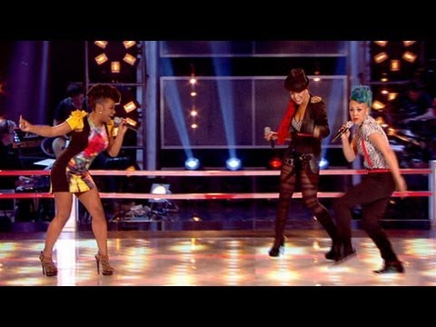 The Voice UK 2013 | Cleo Higgins Vs Nu-Tarna - Battle Rounds 1 - BBC One