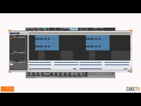 SONAR: Get Started - Tools and Editing