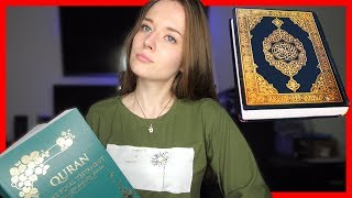 Christian Girlfriend Reads Quran For The First Time