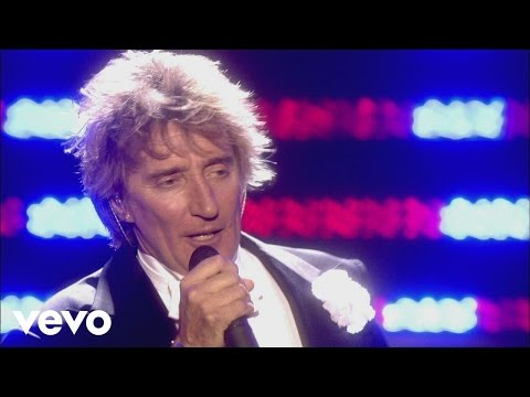 Rod Stewart They Can't Take That Away from Me pop music videos 2016
