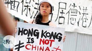 Hơn 500 ngàn người Hồng Kông phản đối dự luật dẫn độ về Trung Quốc