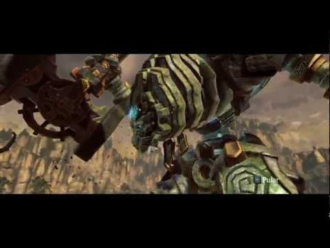 Darksiders 2 - GTX 660 2 GB - Gr?ficos no M?ximo