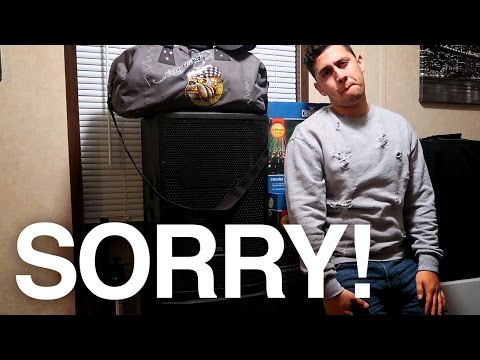 I FAILED YOU, sorry... | What am I going to do with all this DJ EQUIPMENT?