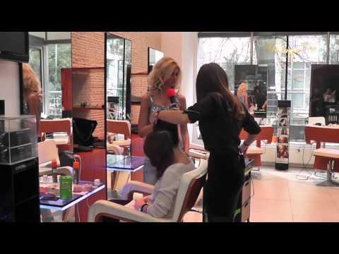 Hairstyling: ep.11  Coafura pentru Revelion realizata pas cu pas