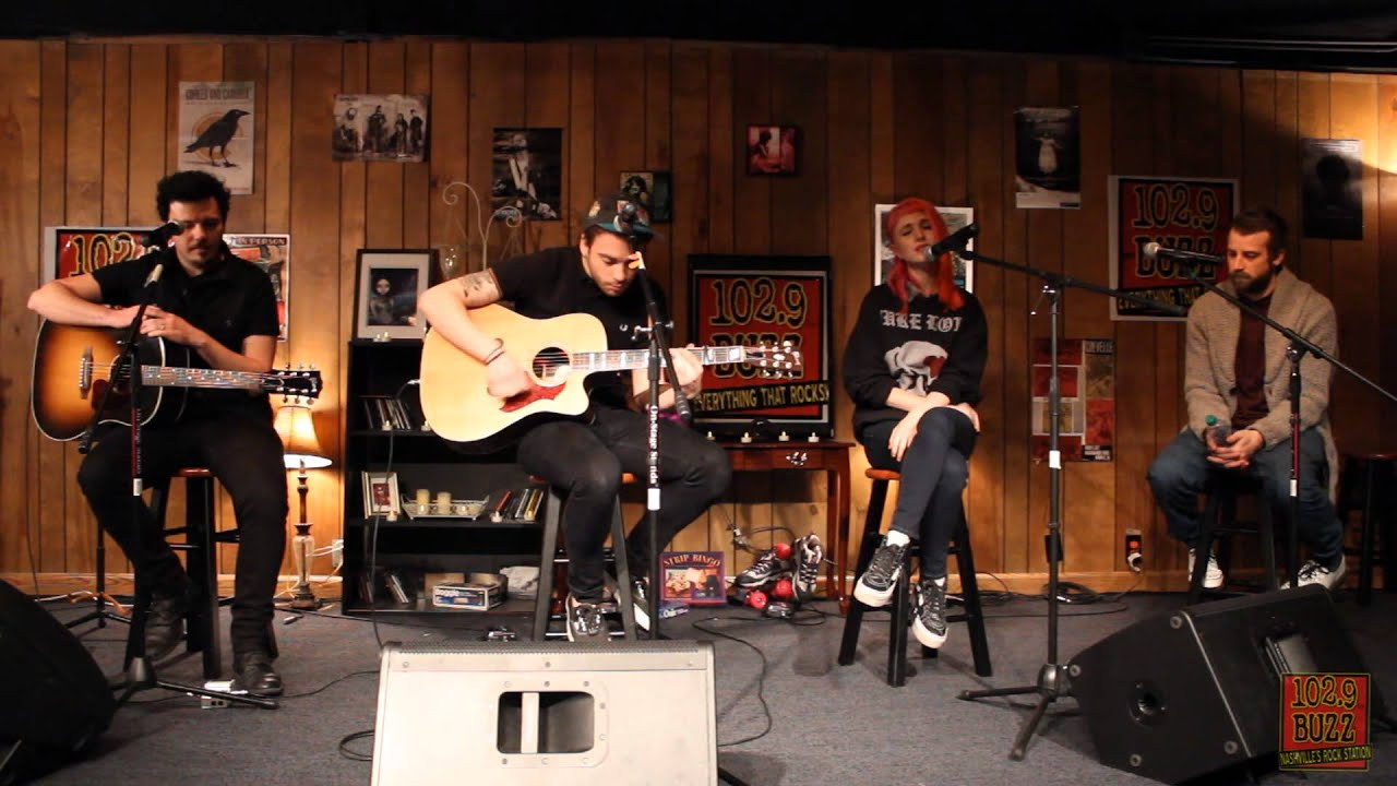 Paramore - Only Exception - Easy Acoustic guitar song ...
