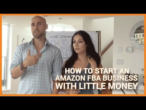 How To Start An Amazon FBA Business With Little Money