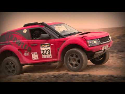 Libya Rally 2015 - Episode 1 - Français