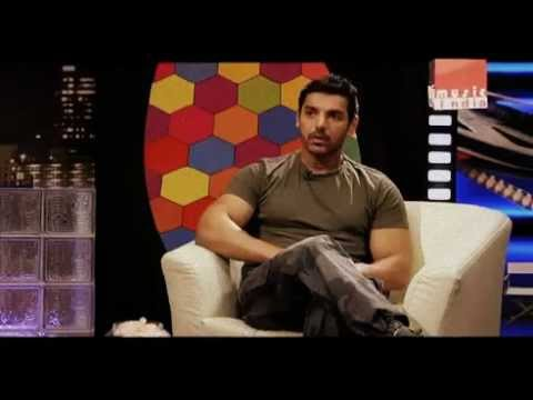 John Abraham on Surya and Kaaka Kaaka