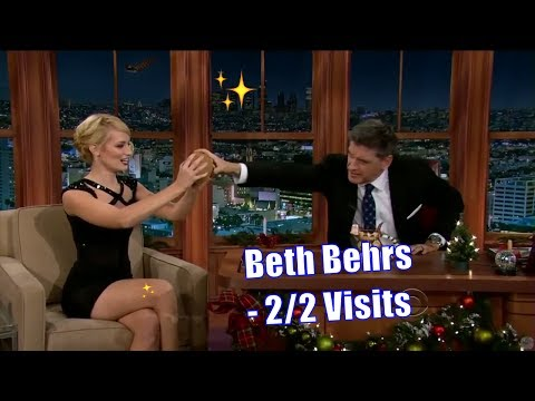 Beth Behrs - Goes For The Nuts, The Coconuts - 2/2 Visits In Chronological Order [720p]