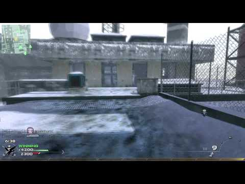 MW2 Multiplayer Gameplay #3 by TerrifyingTDGMO #ONLYuseMEBLADE