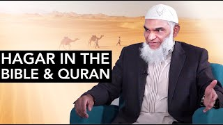 Video: Abraham's Wife, Hagar in Bible & Quran - Shabir Ally