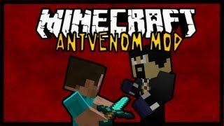 Minecraft Mod Spotlight - AntVenom Mod 1.4.7