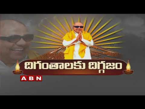 lyricist Bhuvana Chandra shares his memories with DMK leader Karunanidhi