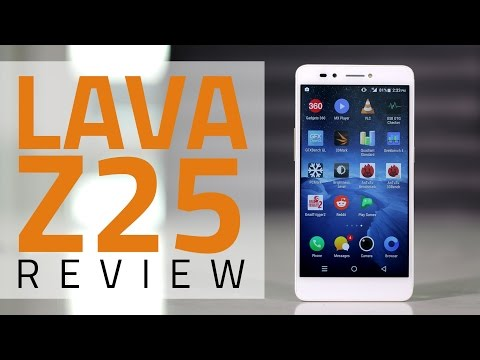 Lava Z25 Review   Camera. Specs. Verdict. and More