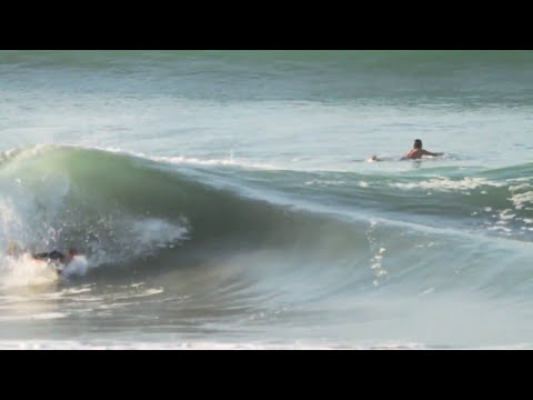 Cabo Locals Bodyboarding at La Bocana