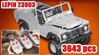Lepin 23003 Wild Off Road 819.2 KB
