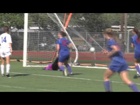 Three goals on film by Tamalpais in victory over Terra Linda: April 30, 2013