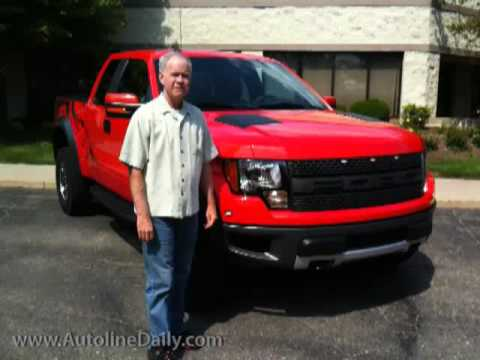 ford f 150 raptor hennessy. First Drive: 2011 Ford F-150