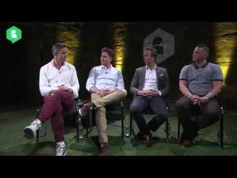 2015 Ashes Preview with Vaughan, KP, Gough & North