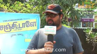 Arjunan At Senjittale En Kadhala Movie Team Interview