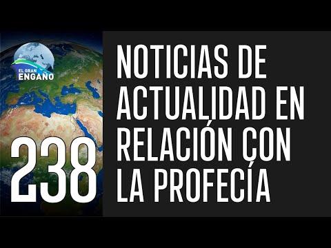 238. Noticias de actualidad en relación con profecía.