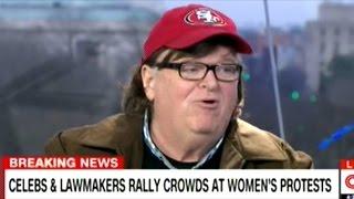 Michael Moore Warns Democrats