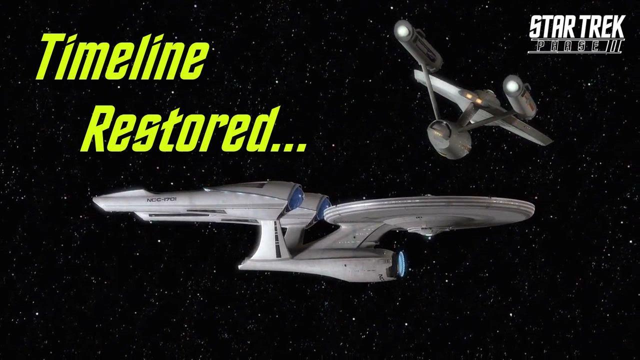 Star Trek: Phase II vs. Star Trek Continues   hubpages