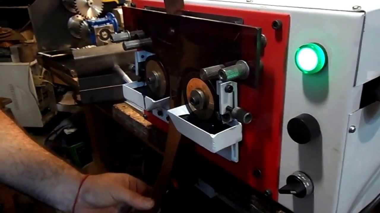 Maquina de pintar bordes youtube - Maquinas para pintar ...