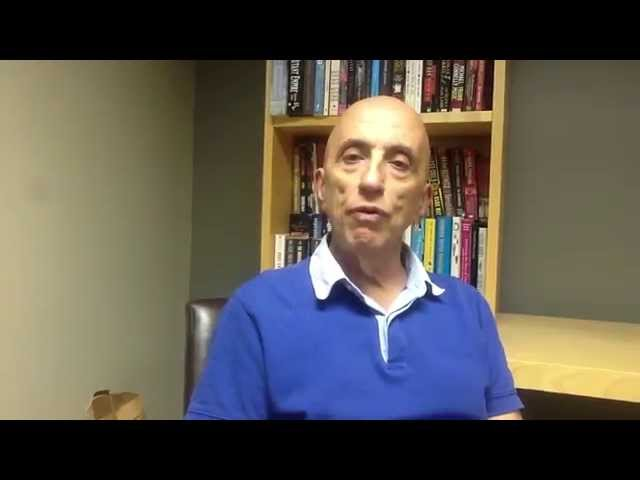 Menas Kafatos, PhD - ISHAR needed for BioField Energy Research - Deepak Chopra