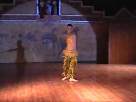 TURKISH MALE BELLY DANCER DiVA