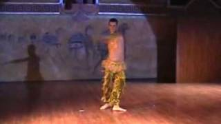 TURKISH MALE BELLY DANCER DiVA