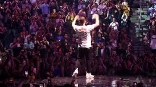 Justin Timberlake Mirrors Las Vegas 4/15 T-mobile Arena