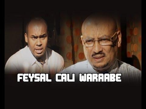 WAREYSI FEYSAL CALI WARAABE.GUD XISBIGA UCID EE SOMALILAND