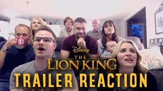 Lion King Trailer Reaction