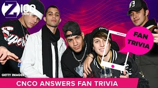 CNCO Lists Khalid & Bazzi As Their Favorite Artists, Talk New Spanglish Music + More