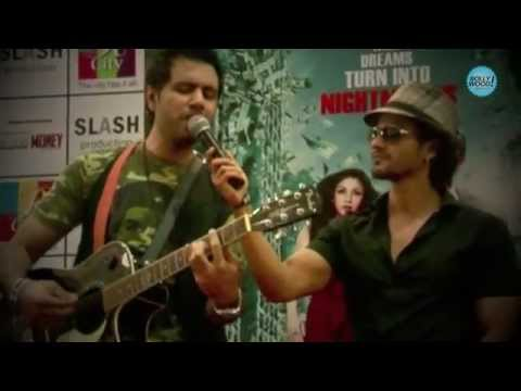 Jo Tere Sang - Mustafa Zahid & Kunal Khemu ( Live Performance In India ) - video