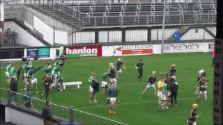 AIB Leinster intermediate hurling championship final Celbridge Kildare v Carrickshock Kilkenny